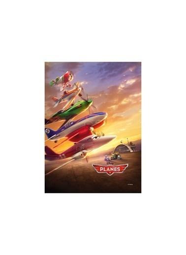 Disney Planes-1 50x70 cm Kanvas Tablo Renkli